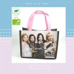 Tas Souvenir BLack Pink Goodie Bag Black Pink KPOP