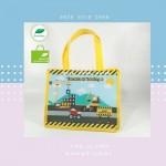 Goodie Bag Ulang Tahun Custom Pakai Nama Excavator Boy