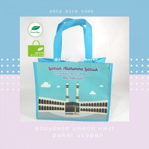 Goodie Bag Souvenir Umroh Haji 2020 Jakarta